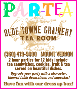 Olde Towne Grainery Tea Room Birthday Parties 2018