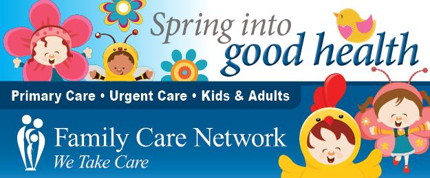 Family Care Network Easter 2018