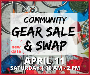 Burlington Parks & Rec Gear Swap & Sale